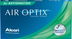 Air Optix for Astigmatism, 6 szt.