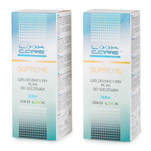 Look Care Supreme, 2 x 360 ml