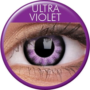 Big Eyes Ultra Violet