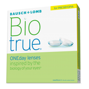 Biotrue ONEday for Presbyopia, 90 szt.