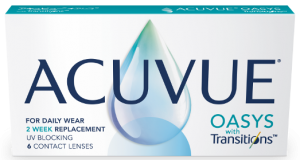 Acuvue Oasys with Transitions, 6 szt.