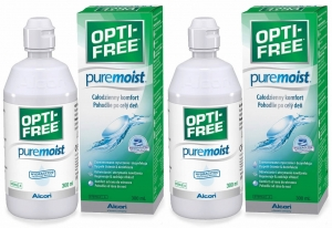 Opti-Free PureMoist, 2 x 300 ml