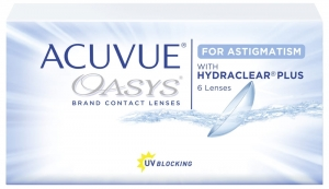 ACUVUE® OASYS for ASTIGMATISM, 6 szt.