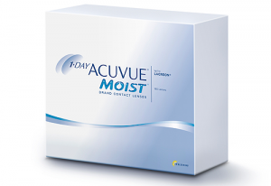 1-DAY ACUVUE® MOIST, 180 szt.