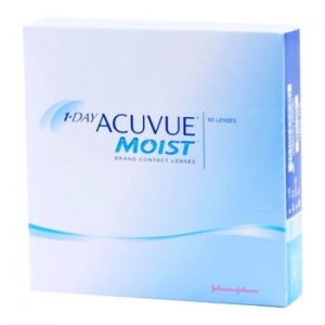 1-Day Acuvue Moist, 90 szt.