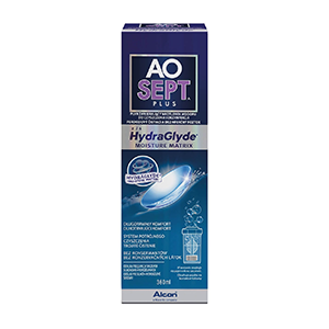 AOsept Plus HydraGlyde, 360 ml