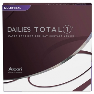Dailies Total-1 Multifocal, 90 szt.