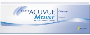 1-DAY ACUVUE® MOIST, 30 szt.