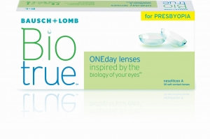 Biotrue ONEday for Presbyopia, 30 szt.