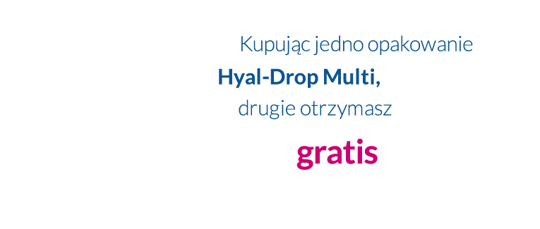 Hyal-Drop multi 1gratis
